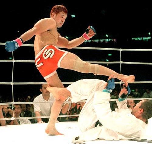 祝! 桜庭和志UFC殿堂入り! 総合とプロレス